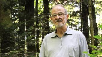 Christian Friedli, ehemaliger Gemeindepräsident und aktuell einziger Ehrenbürger, freut sich über die prosperierende Bürgergemeinde.