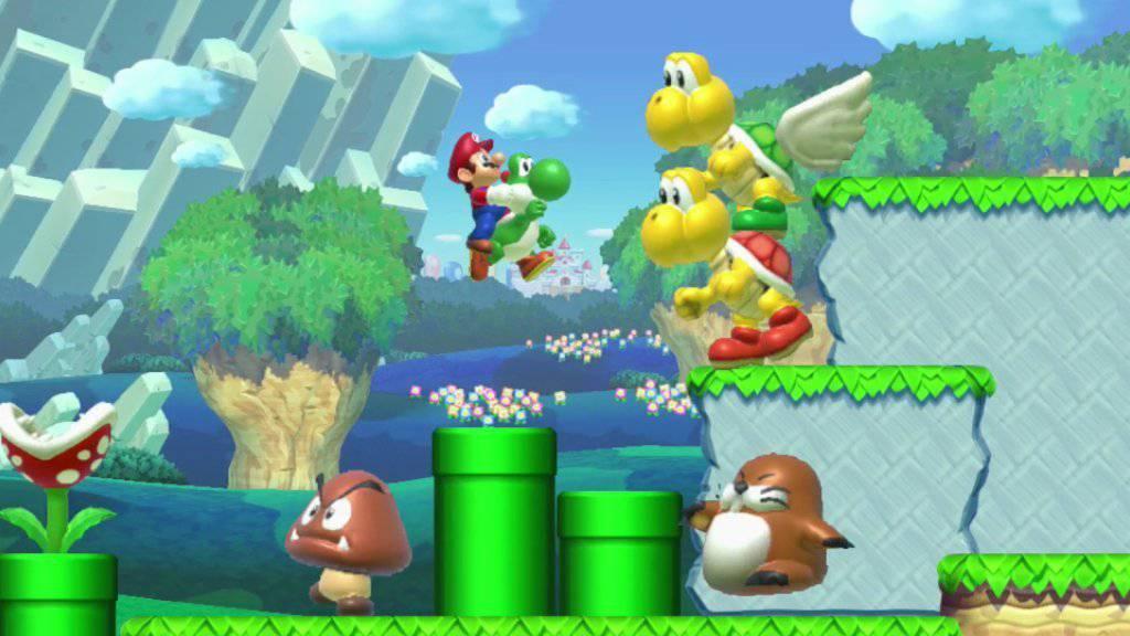 Vergangenen Freitag präsentierte Nintendo ein Super-Mario-Bros-Game, bei dem Spieler selbst Levels gestalten können, nun ist auch bekannt, wer den Videospielkonzern leiten wird.
