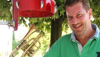 Markus Beeler ist seit dem 1. August Musikschulleiter in Wohlen.