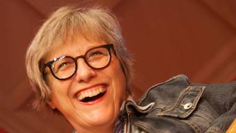 Sandra Näf, Messeleiterin: «Ich bin viel am «Umeseckle», werde also kaum Zeit zum Geniessen finden.»