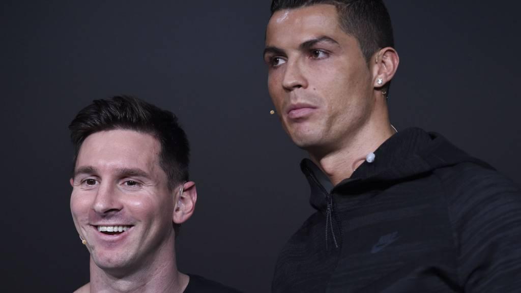 Wie vor 16 Jahren: Viertelfinals ohne Ronaldo und Messi