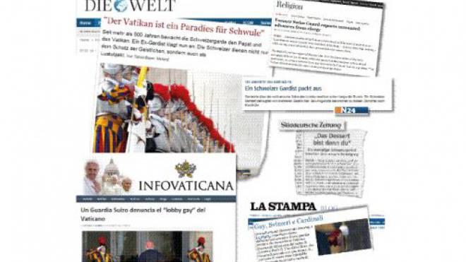 Die «Schweiz am Sonntag» berichtete letzte Woche über einen Gardisten, der im Vatikan mehrfach von Geistlichen sexuell belästigt wurde. Die Berichterstattung löste ein weltweites Medien-Echo aus.