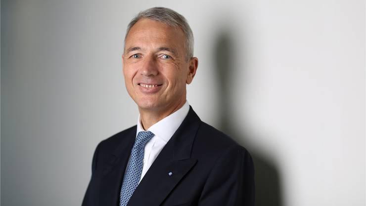 Axel Lehmann wechselt von der «Zurich» zur UBS. getty images