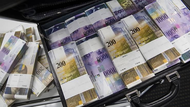 Zwischen 20 und 30 Millionen Franken Lösegeld erpressten Kriminelle mit er Entführung der  Tochter eines Geldtransporter-Fahrers.