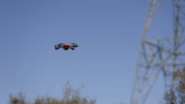 Sicherheitskräfte haben in Paris Drohnen gesichtet (Symbolbild)