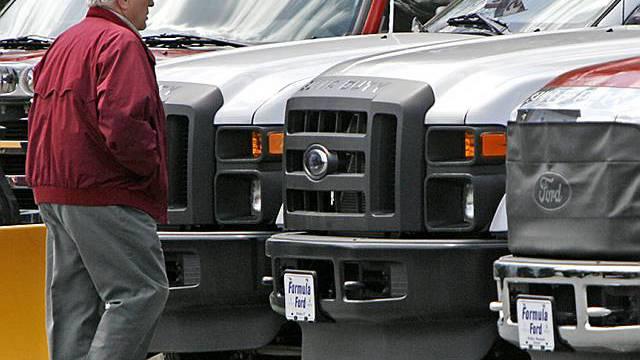 Ford erlebt einen Aufschwung im ersten Viertel des Geschäftsjahres