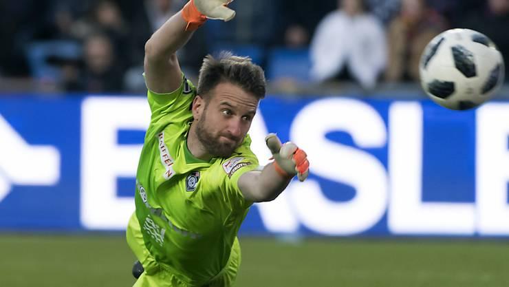 Luganos Goalie David Da Costa muss die Saison wegen einer Schulter-Operation beenden