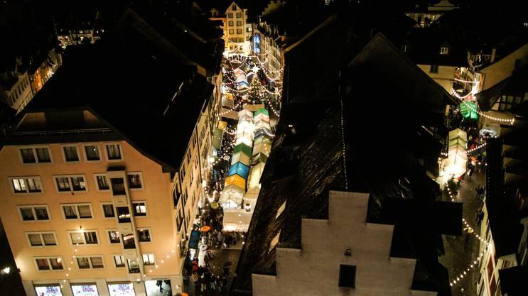 Bremgarten Weihnachtsmarkt