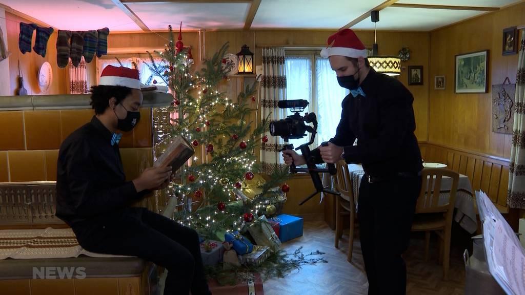 Musikalische Bescherung: Musikgesellschaft Lyss gibt Digital-Konzert für Senioren