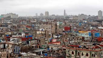 Havanna im Februar.