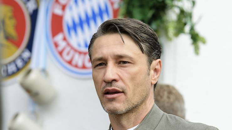 Konnte seinen Wiesn-Besuch nicht geniessen: Bayern-Coach Niko Kovac