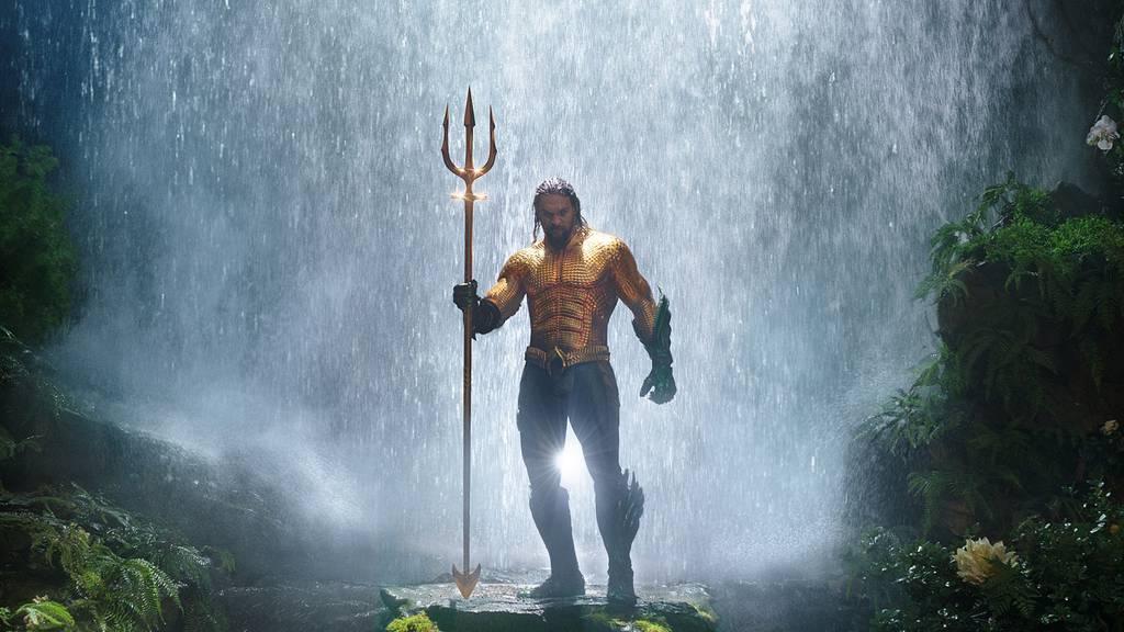 Kinotipp: Aquaman mit Jason Momoa