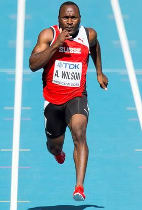 Sprinter Alex Wilson für das Comeback des Jahres.