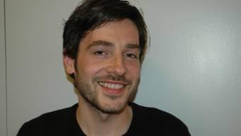 Valentin Emmenegger (32) ist Sozialarbeiter und ausgebildeter Psychologe. Der Badener arbeitet zu rund 30 Prozent ehrenamtlich im Vorstand des Vereins Netzwerk Asyl.