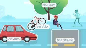 Mit aCHo können Menschen, die neu in die Schweiz kommen, mit dem Smartphone die ersten Sätze Deutsch lernen und einen Einblick in die hiesige Kultur gewinnen.