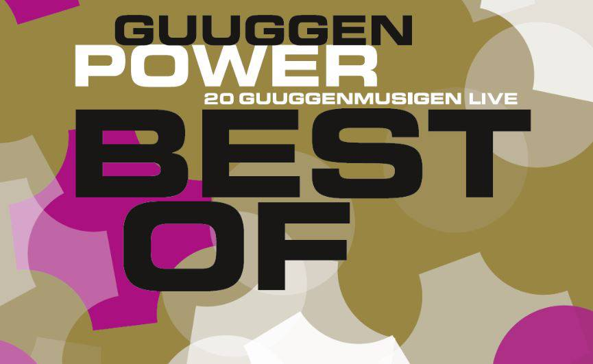 Guuggen Power Best Of