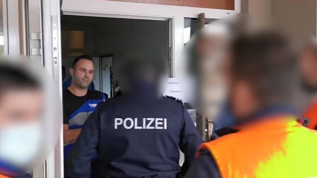Kurznachrichten: Gommiswald, Impfzentrum, Österreich, FCSG