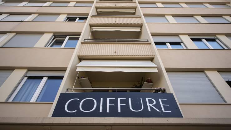 Die Coiffeursalons machen am Montag wieder auf. Es wird anders sein als vor der Epidemie.