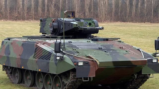 Puma-Schützenpanzer von Rheinmetall (Archiv)
