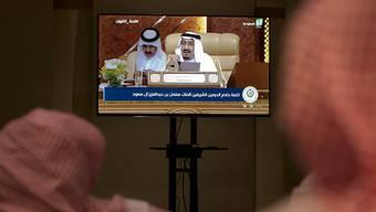 Trotz der Annäherung zwischen Riad und Moskau in den vergangenen Monaten kritisierte der saudische König Salman die USA scharf wegen der geplanten Verlegung der US-Botschaft nach Jerusalem.
