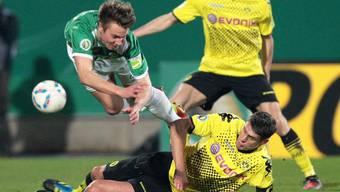 Der Underdog aus Fürth fliegt gegen Dortmund aus dem Cup