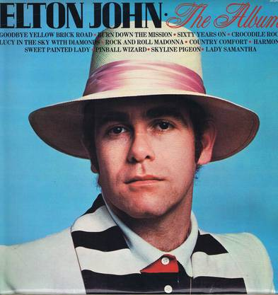 Seit einem Vierteljahrhundert berühmt: Elton John