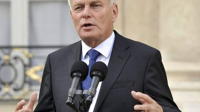 Premierminister Jean-Marc Ayrault