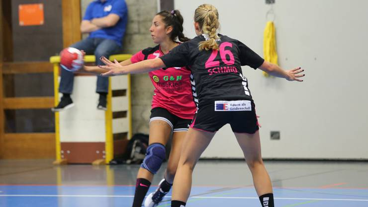 Anja Herrera hofft auch am kommenden Sonntag mit ihrem Team als Sieger vom Platz zu gehen.