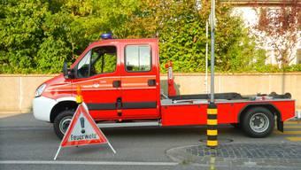 Die Feuerwehr Biberist hat Verträge mit der Gebäudeversicherung abgeschlossen. (Archivbild)