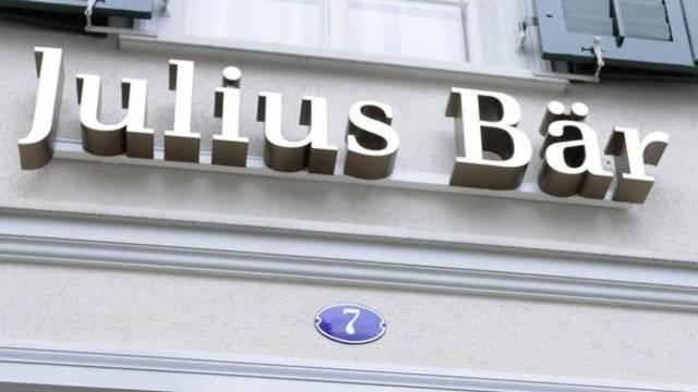 Hauptsitz der Bank Julius Bär in Zürich