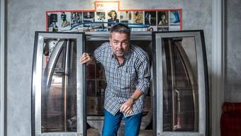 Der 59-jährige Stefan Gubser spielt  seit fünf Jahren den «Tatort»-Kommissar Reto Flückiger.