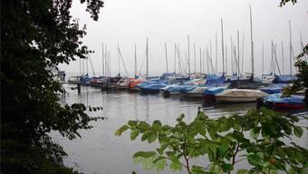 Die Bootsanlegeplätze der Gemeinden Meisterschwanden und Fahrwangen befinden sich in Tennwil. AZ/Archiv