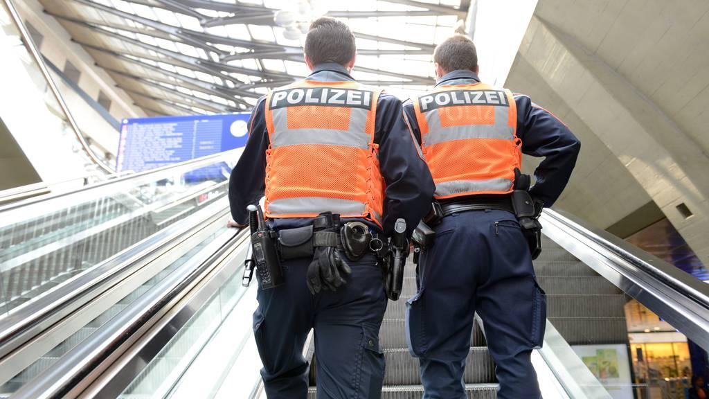 Immer weniger Polizisten für die Bevölkerung