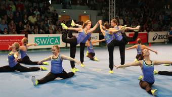 Schweizer Meisterschaften Aerobic 2016