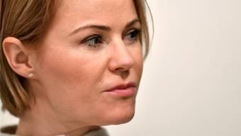 Gesundheitsdirektorin Natalie Rickli (SVP).