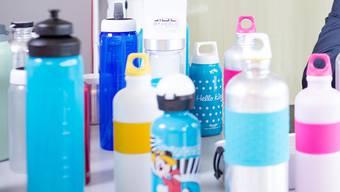 Nicht nur Alu-, sondern auch andere Trinkflaschen will Sigg künftig herstellen.