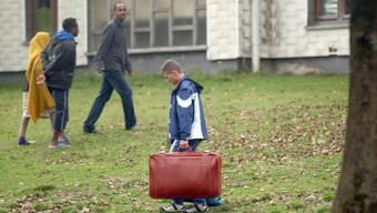 Flüchtlinge sollen sich frei bewegen können (Archiv)