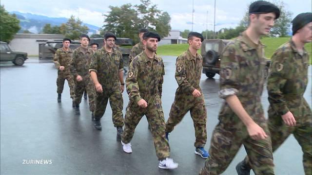 Armee ist so beliebt wie noch nie