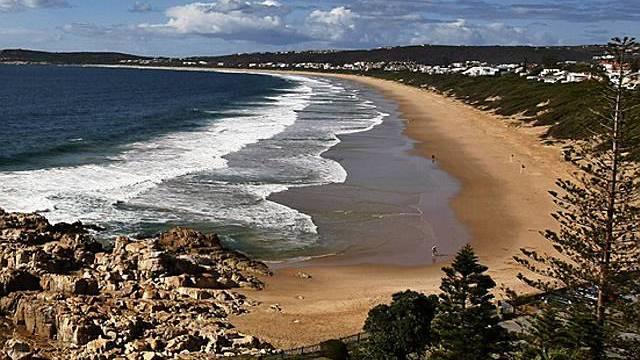 Meeresspiegelanstieg von fast zwei Metern bedroht viele Küstengebiete (Archiv)