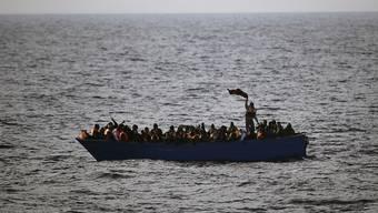 Die Rechtsextremen-Organisation will auf dem Mittelmeer Hilfsorganisationen stoppen. (Symbolbild)