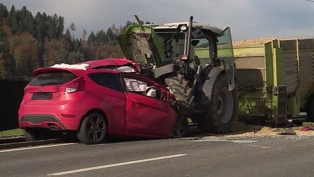 Tödlicher Traktorunfall: Verfahren eingestellt