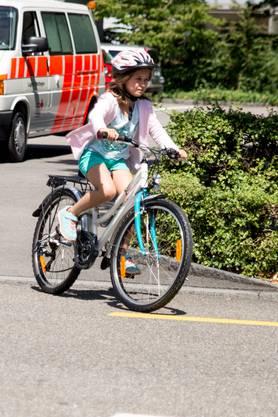 Alter spielt keine Rolle, jeder darf mit seinem Zweirad mitmachen.