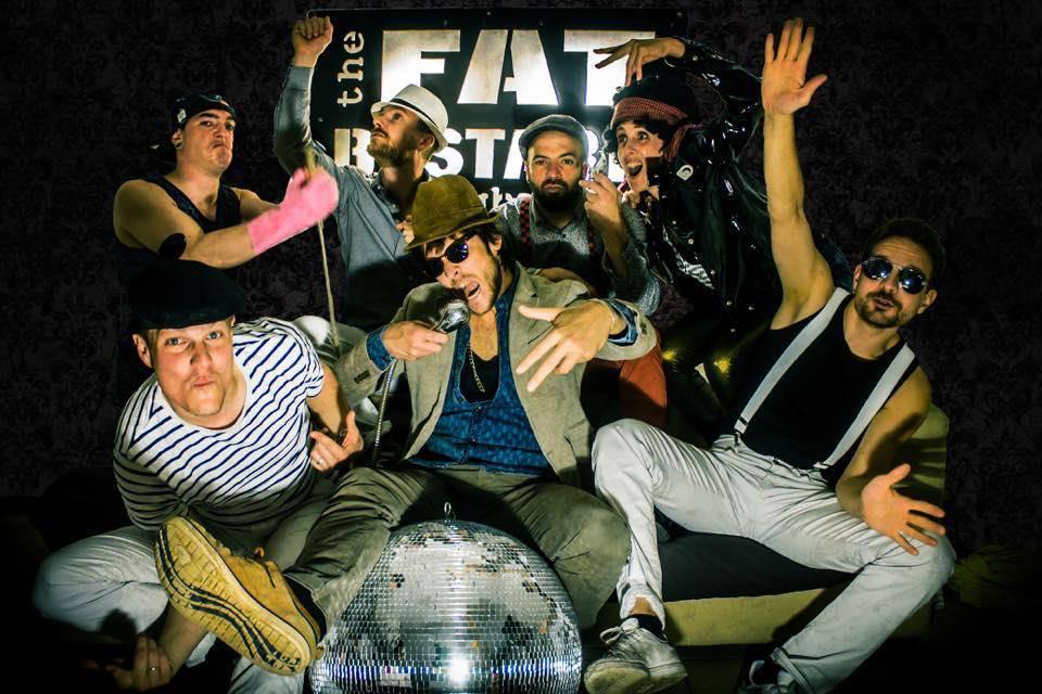 Die Band Fat Bastard GangBand kommt am Freitag nach Wil. (© Facebook)