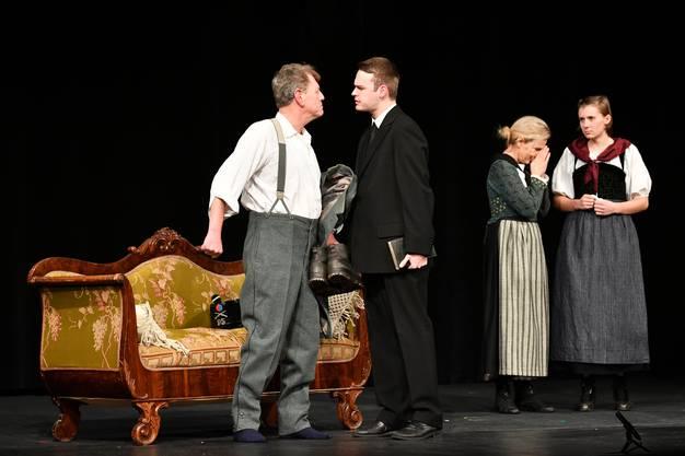 Heimatschutz-Theater Olten - Aufführung 2018 - David und Goliath