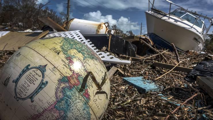 Hurrikan Irma hat in der Karibik und in Teilen der USA immense Schäden hinterlassen.