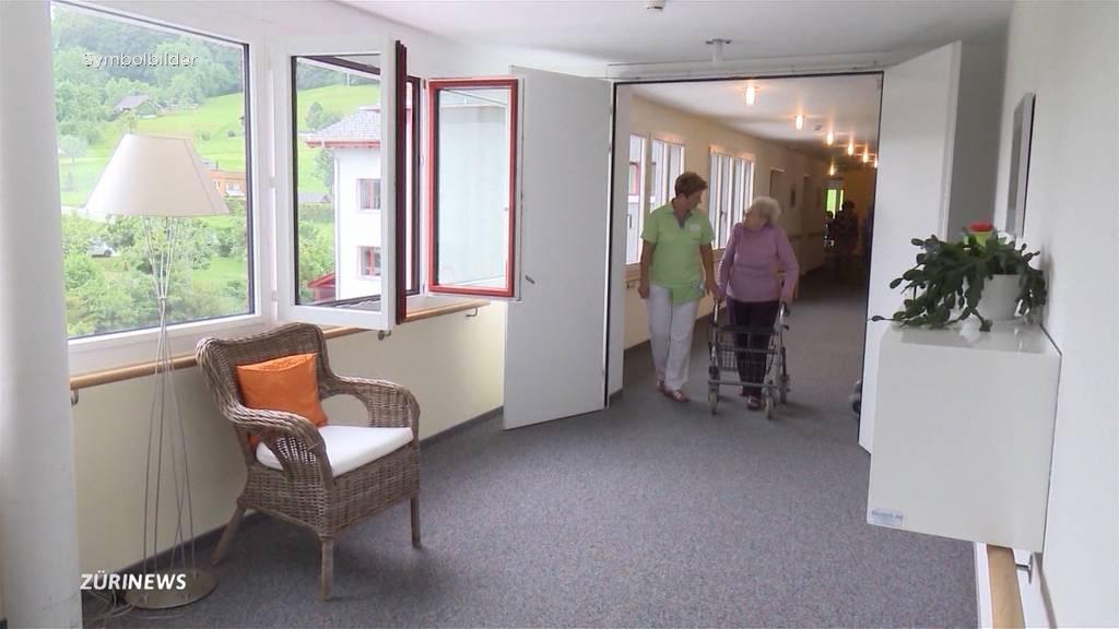 Bund fordert Einführung der Testpflicht beim Pflegepersonal