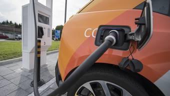 Lieber elektrisch: die Chinesen wollen, dass bis 2025 jeder vierte Neuwagen ein Elektroauto ist (Symbolbild).