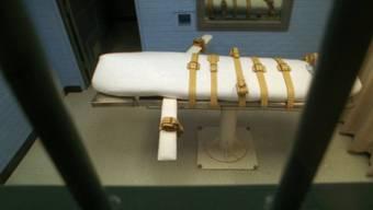 Todeszelle in Huntsville (Archiv)
