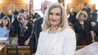Maria Rita Marty war die erste Frau, die für die EDU im Kantonsrat sass. (Archivbild)