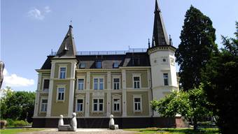 Das Schloss Bad Zurzach soll umgebaut werden.